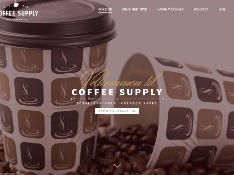 Coffee Supply